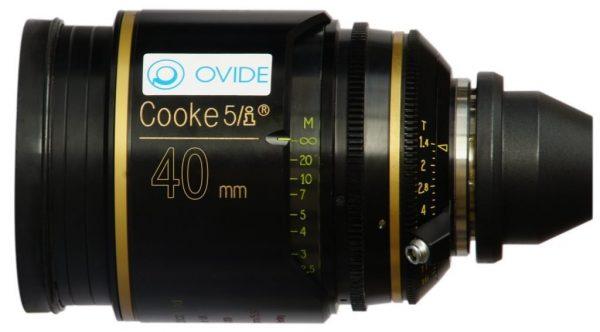 Cooke S5/i 40mm