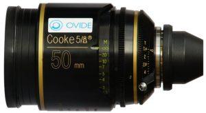 Cooke S5/i T1.4 50mm lens