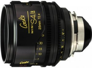 Cooke Mini S4/i 25mm