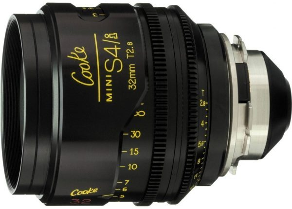 Cooke Mini S4/i 32mm