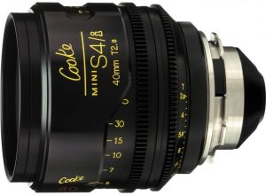 Cooke Mini S4/i 40mm