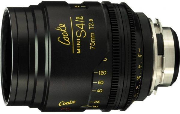 Cooke Mini S4/i 75mm