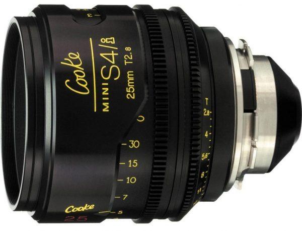 Cooke s4/i 25mm