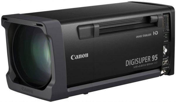 Objetivo Canon XJ95x8.6BIE