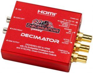 Downconverter Decimator