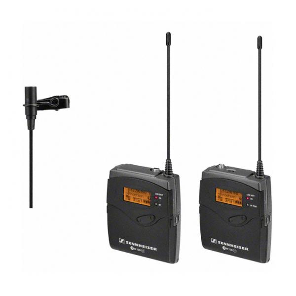 Sennheiser EW 112P G3 wireless microphone complete set