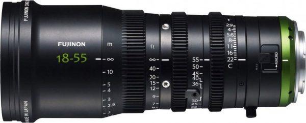 Fujinon MK E 18-55mm