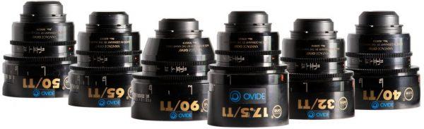 vantage one lenses
