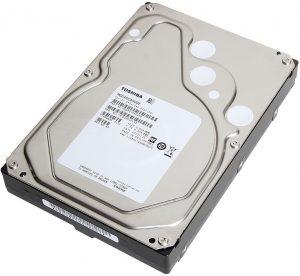 Disco duro Hitachi Deskstar/Toshiba 3TB 7200rpm p/iTank