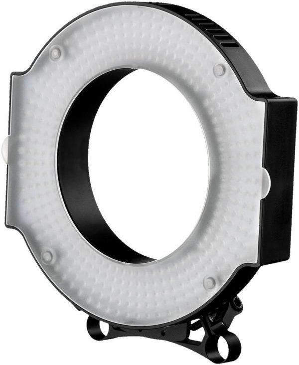 "Panel LED ""Ring light"" Ikan"