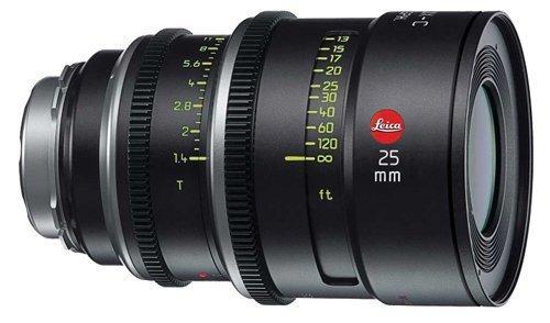 Leica Summilux 25mm