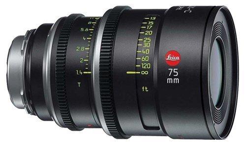 Leica Summilux 75mm