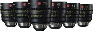 objetivos Leica Summicron-C