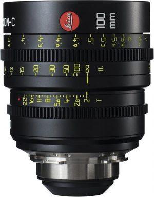 Leica Summicron-C T2.0 100mm lens