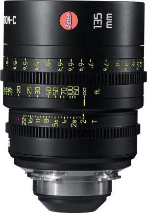 Leica Summicron-C T2.0 135mm lens