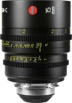 Leica Summicron-C T2.0 15mm lens