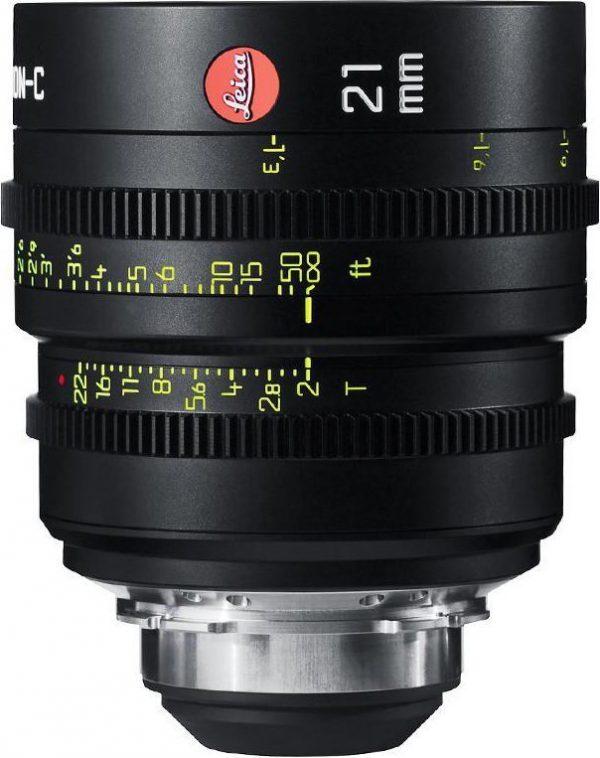 Leica Summicron-C T2.0 21mm lens