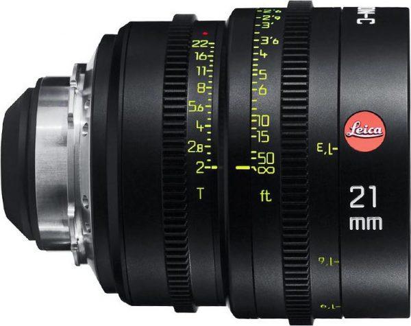 Leica Summicron-C 21mm