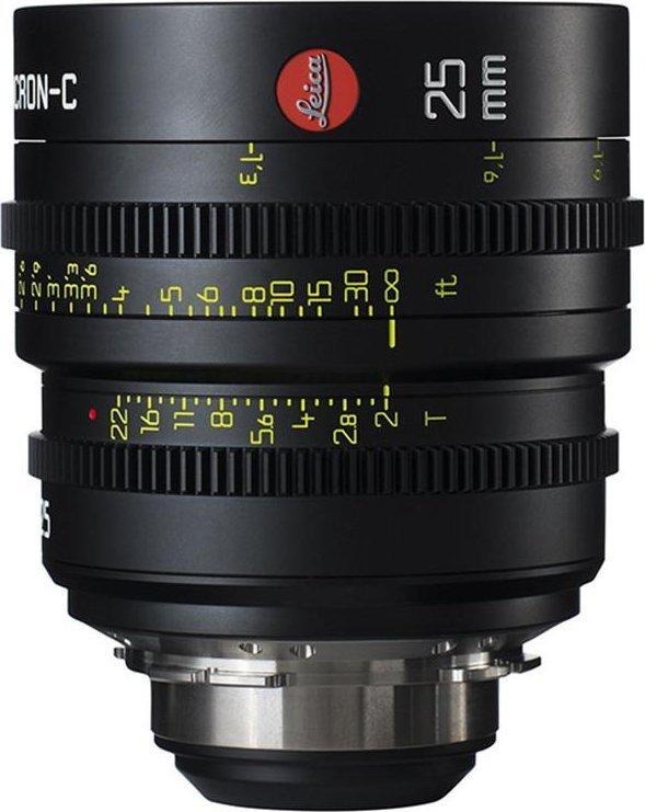 Leica Summicron-C T2.0 25mm lens