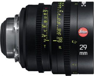 Leica Summicron-C 29mm