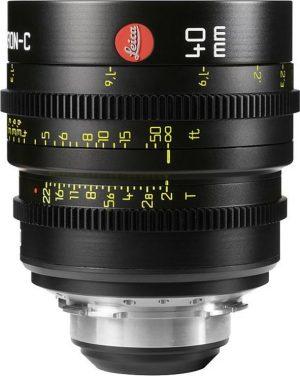 Leica Summicron-C T2.0 40mm lens