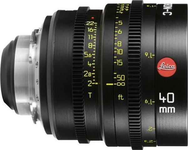 Leica Summicron-C 40mm