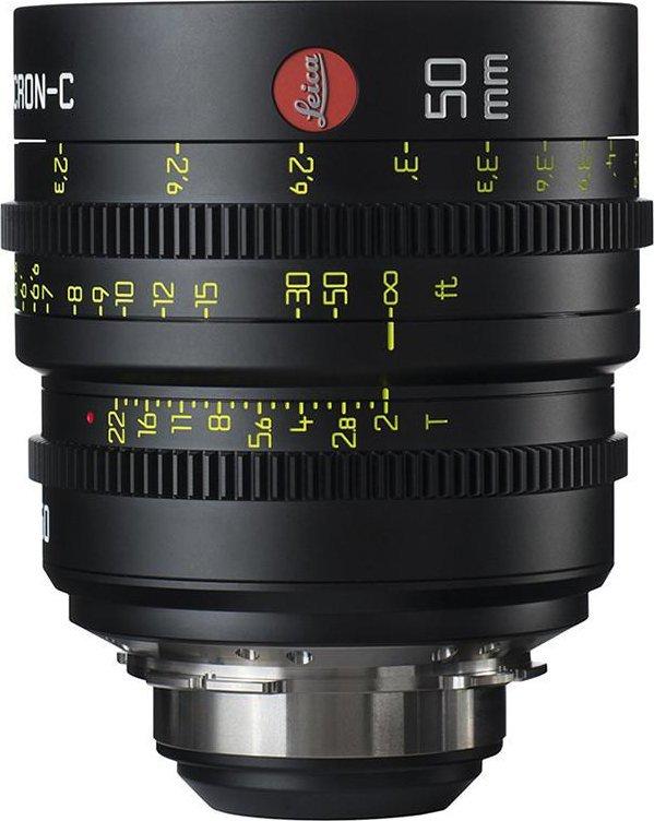 Leica Summicron-C T2.0 50mm lens