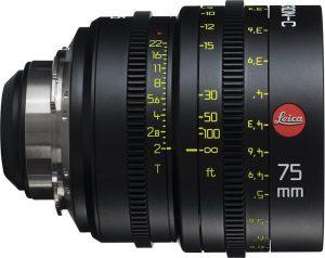 Leica Summicron-C 75mm