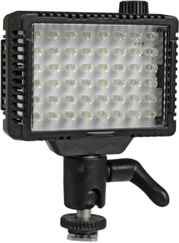 Litepanels Micro on-camera light