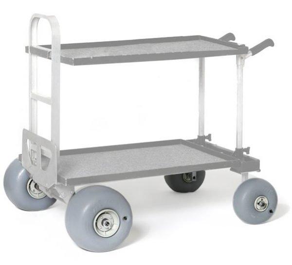 Magliner ruedas arena