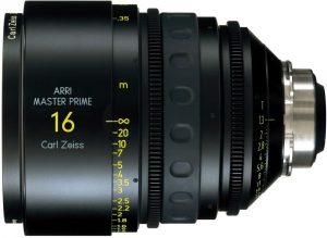 Arri Master Prime 16mm