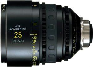 Arri Master Prime 25mm