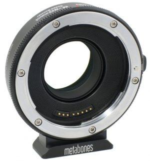 Metabones Canon EF a MFT