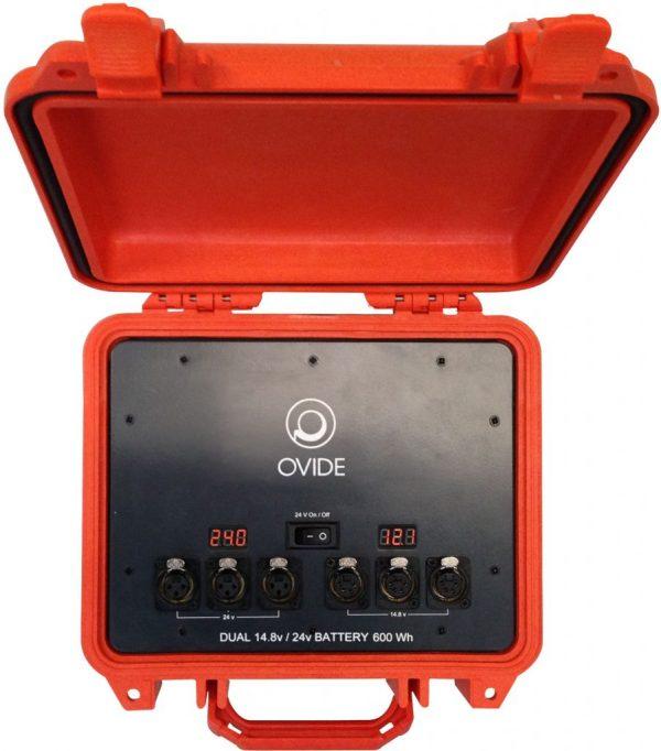 OBS 14.4v/24v 600Wh