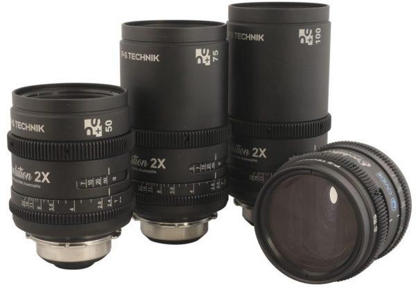 Kowa Prominar lens set