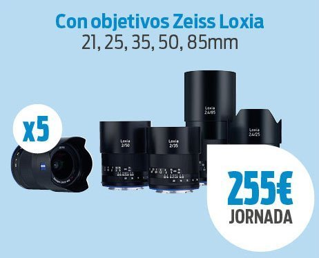 Pack Sony A7 III + Loxia