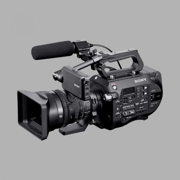 Pack Sony FS7 II