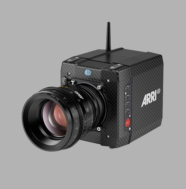 Pack Arri Alexa Mini