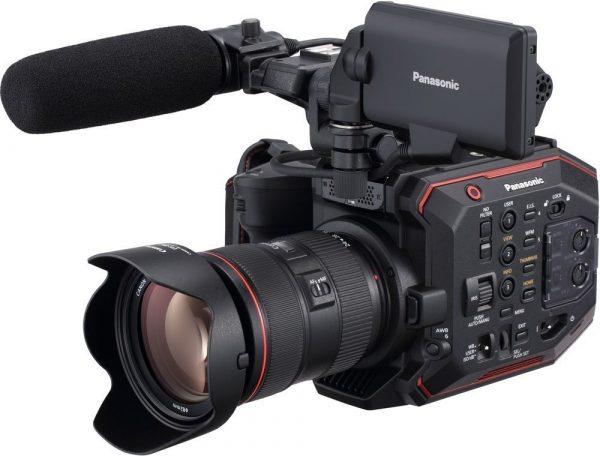 Cámara Panasonic Panasonic AU-EVA1