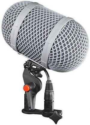 Rycote Stereo zeppelin windshield