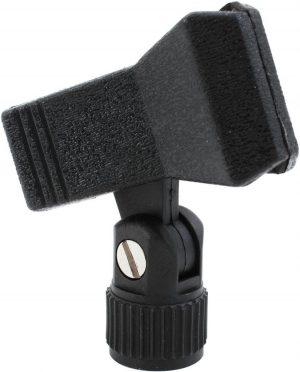 Pinza soporte microfono