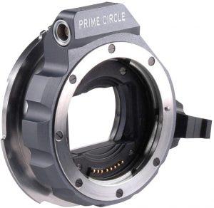 Prime Circle XE activo EF a Sony FZ