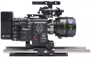 Red Gemini camera