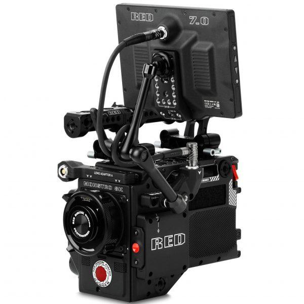 Red Ranger camera body
