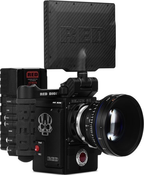 Red Epic-W Helium 8K