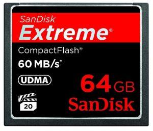 Sandisk 32GB Extreme UDMA 60MB/s