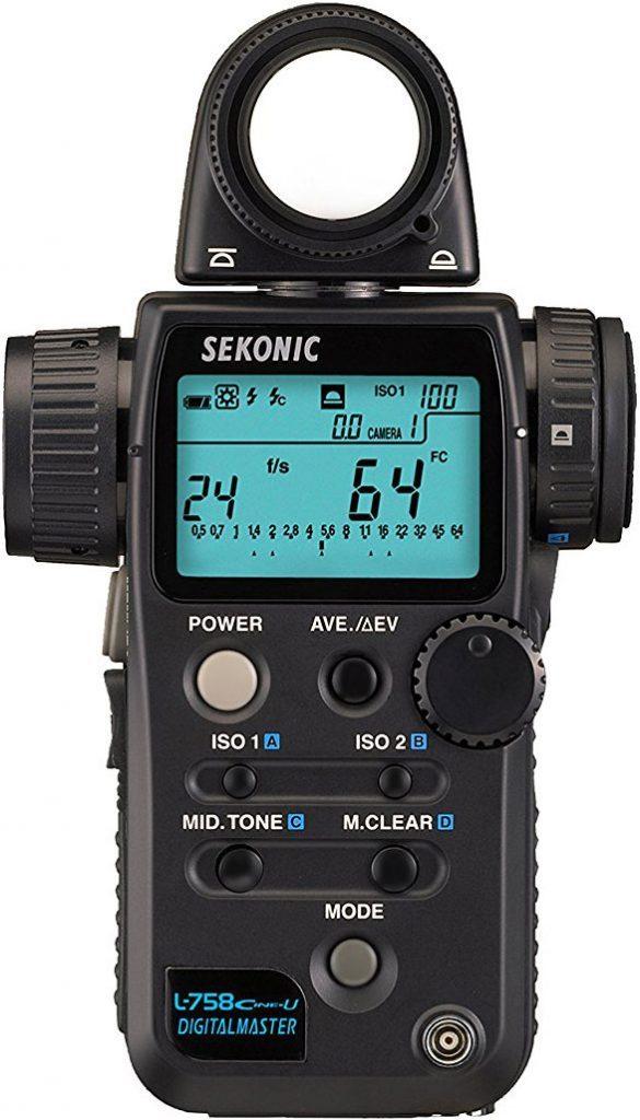 Sekonic L758