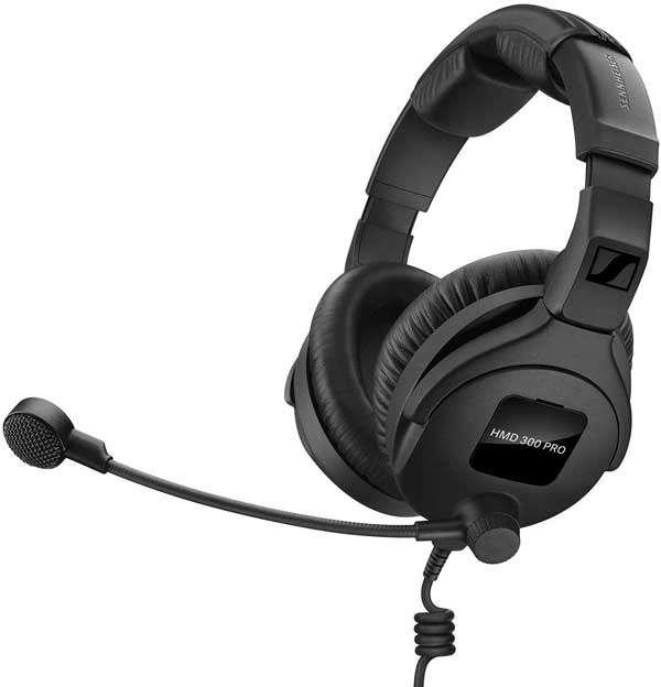 Micro auricular Sennheiser HMD-300