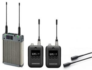 Sennheiser SK/EK 6000 wireless microphone complete set