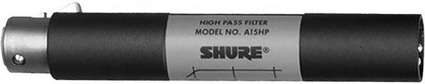 Hum eliminator audio Shure